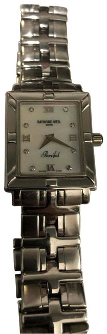 Raymond Weil Stainless Steel Parsifal Watch Raymond Weil Stainless Steel Parsifal Watch Image 1