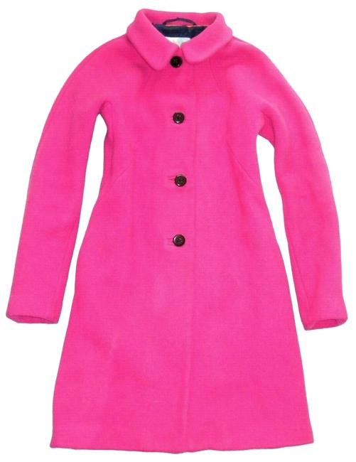 Boden Pink Wool Ingrid Coat Size 2 (XS) Boden Pink Wool Ingrid Coat Size 2 (XS) Image 1