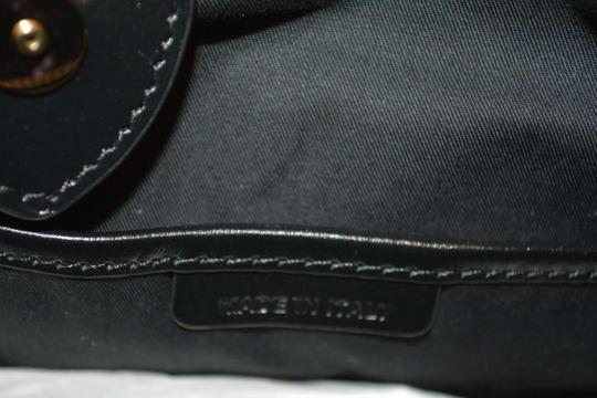 Burberry Purse Handbag Haymarket Tote in Black Image 8