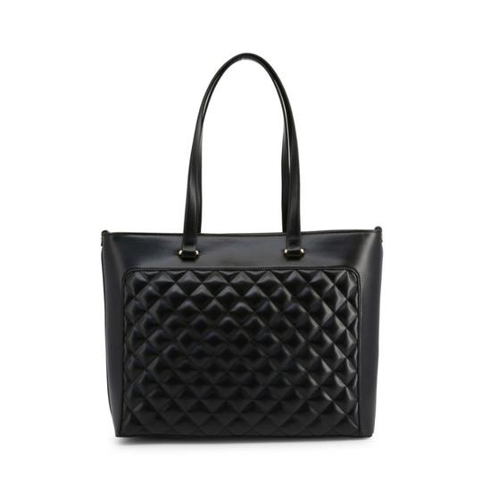 Love Moschino Tote in Black Image 2