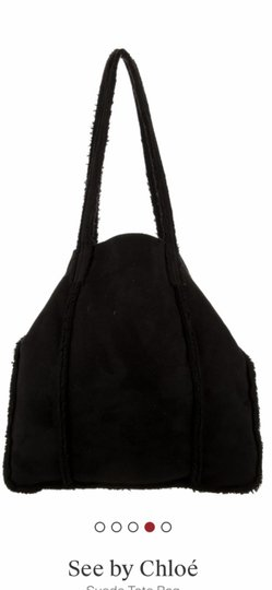 See by Chloé Tote in black Image 11
