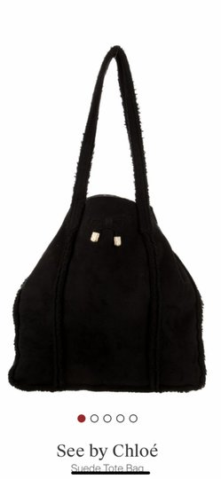 See by Chloé Tote in black Image 2