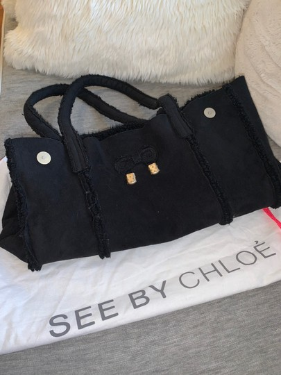 See by Chloé Tote in black Image 6