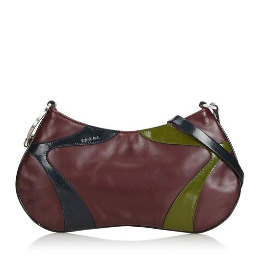 Preload https://img-static.tradesy.com/item/26167087/prada-with-green-others-italy-purple-patent-leather-shoulder-bag-0-0-540-540.jpg