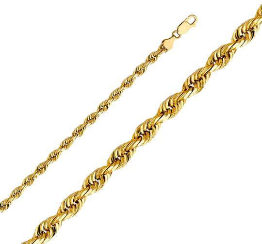 Preload https://img-static.tradesy.com/item/26167124/yellow-14k-6mm-solid-rope-cut-chain-26-necklace-0-2-540-540.jpg
