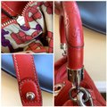Gucci Leather Studded Bamboo Indy Hobo Shoulder Bag Image 10
