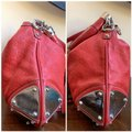 Gucci Leather Studded Bamboo Indy Hobo Shoulder Bag Image 5