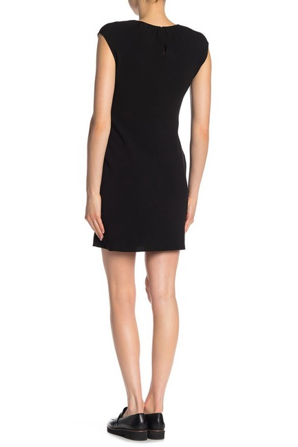 Theory Sheath Shift Hollywood Date Night Fall Dress Image 1