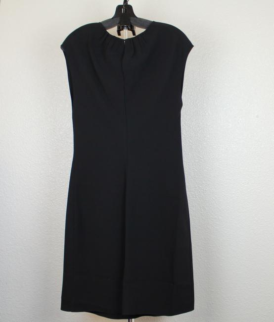 Theory Sheath Shift Hollywood Date Night Fall Dress Image 2
