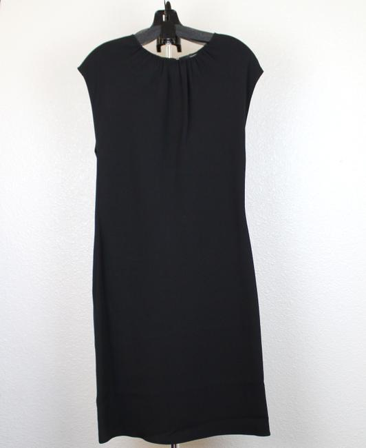 Theory Sheath Shift Hollywood Date Night Fall Dress Image 7