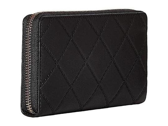 Tory Burch Black with Tag 39962 Georgia Continental Wallet Image 2