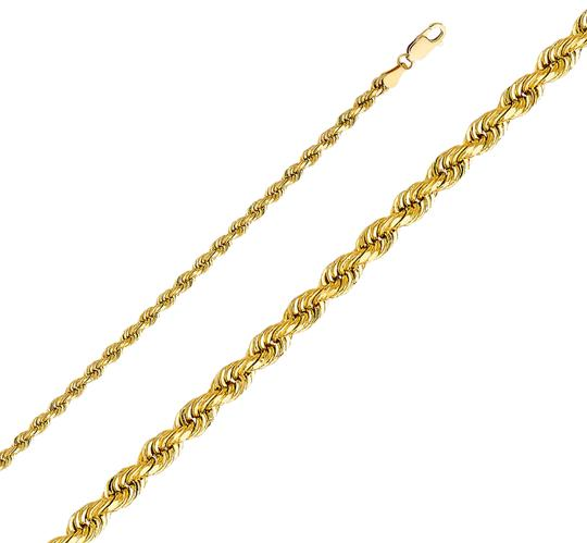 Preload https://img-static.tradesy.com/item/26167289/yellow-14k-4mm-solid-rope-cut-chain-22-necklace-0-1-540-540.jpg