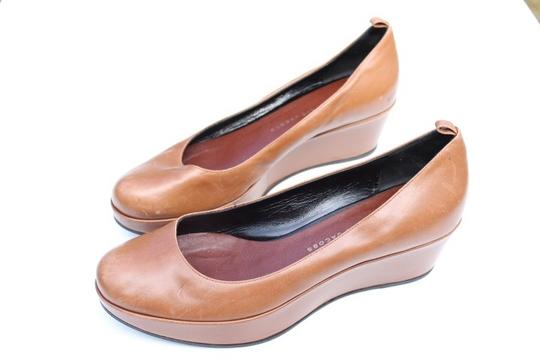 Marc by Marc Jacobs tan Wedges Image 1