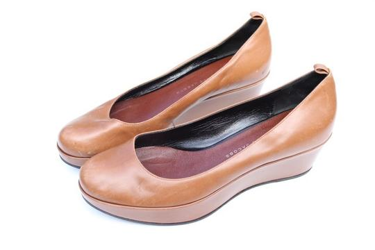Marc by Marc Jacobs tan Wedges Image 11