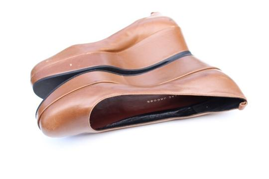 Marc by Marc Jacobs tan Wedges Image 5
