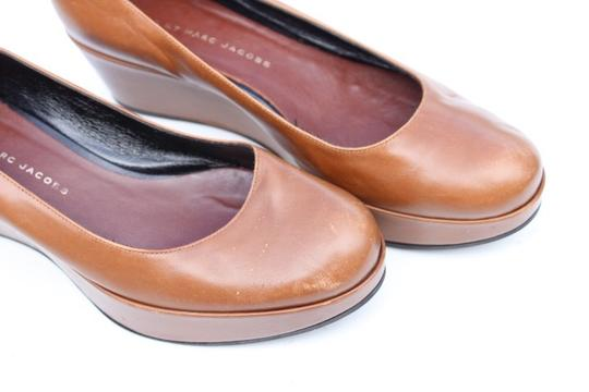 Marc by Marc Jacobs tan Wedges Image 7