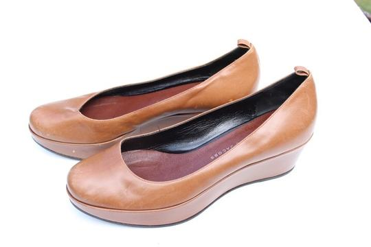 Marc by Marc Jacobs tan Wedges Image 9