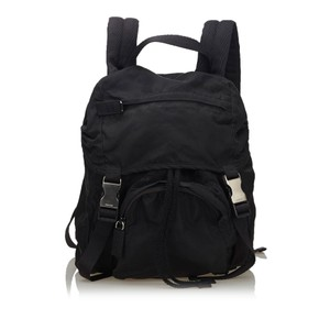 Prada 9gprbp005 Vintage Nylon Backpack