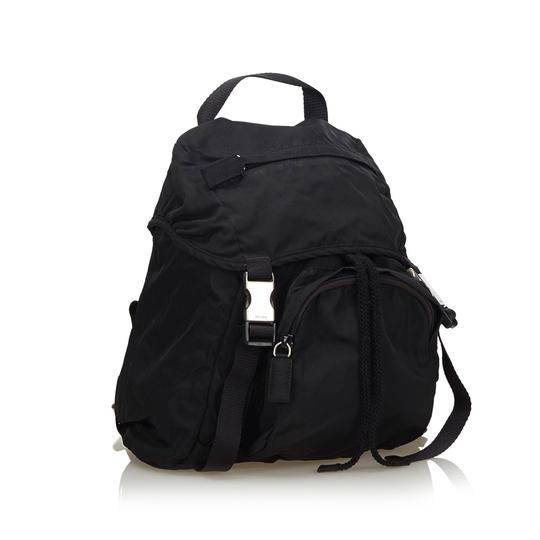 Prada 9gprbp005 Vintage Nylon Backpack Image 1