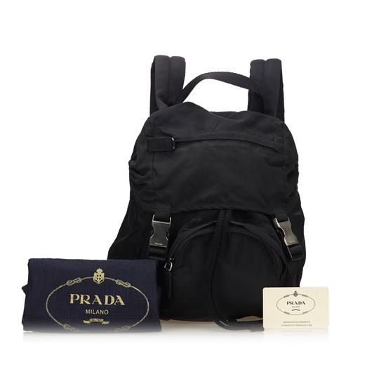 Prada 9gprbp005 Vintage Nylon Backpack Image 10