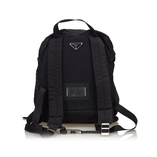 Prada 9gprbp005 Vintage Nylon Backpack Image 11