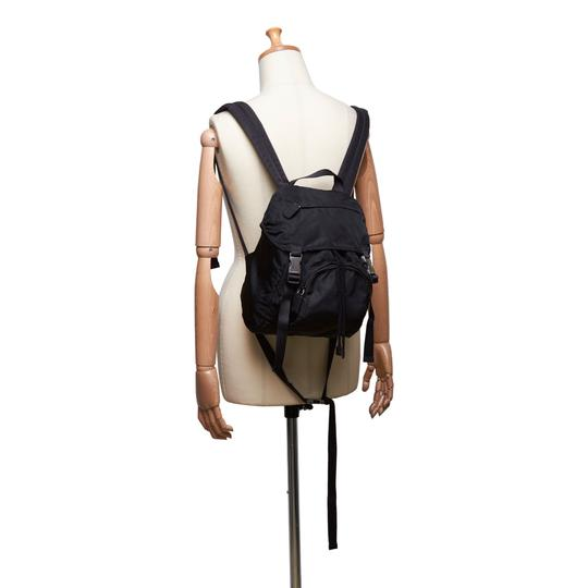 Prada 9gprbp005 Vintage Nylon Backpack Image 6