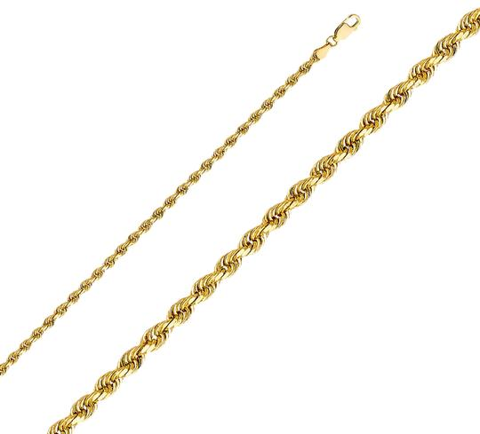 Preload https://img-static.tradesy.com/item/26167365/yellow-14k-3mm-solid-rope-cut-chain-26-necklace-0-1-540-540.jpg