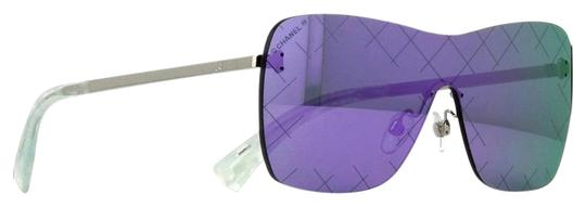 Preload https://img-static.tradesy.com/item/26167386/chanel-purple-quilting-sunglasses-0-2-540-540.jpg