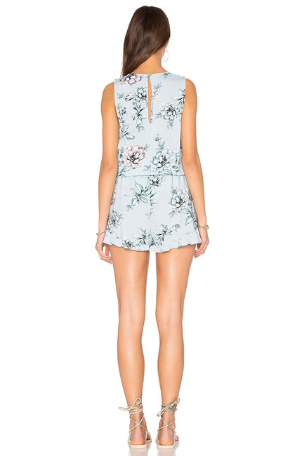 Show Me Your Mumu Floral Sleeveless Elastic Keyhole Dress Image 2