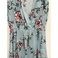 Show Me Your Mumu Floral Sleeveless Elastic Keyhole Dress Image 4