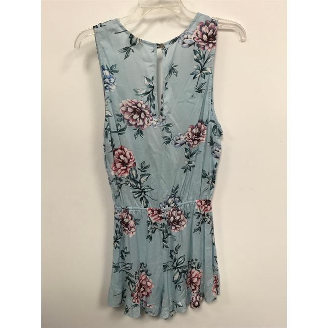 Show Me Your Mumu Floral Sleeveless Elastic Keyhole Dress Image 5
