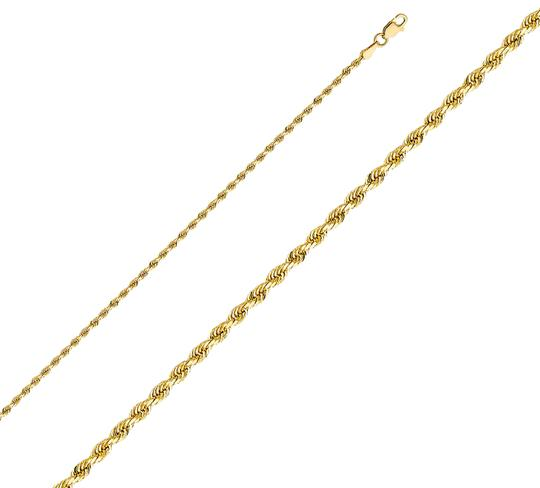 Preload https://img-static.tradesy.com/item/26167434/yellow-14k-mm-solid-rope-cut-chain-20-necklace-0-1-540-540.jpg