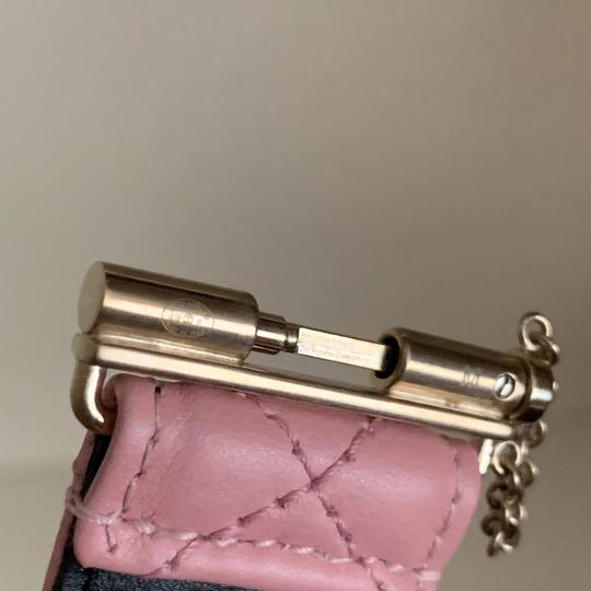 Chanel quilted pearl cuff Image 7