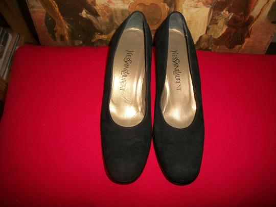 Yves Saint Laurent YSL Vintage black Pumps Image 1