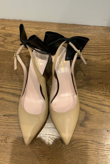 Kate Spade nude and black Pumps Image 2