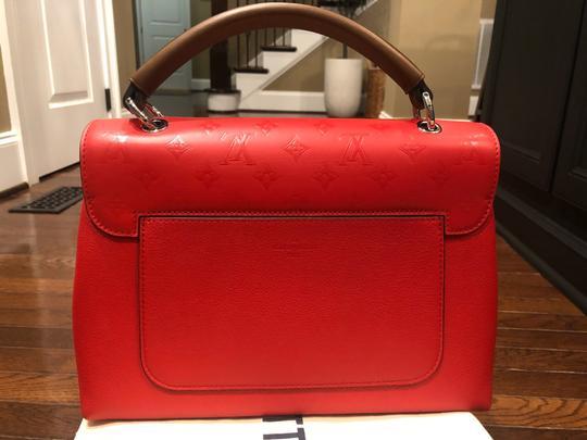 Louis Vuitton Navy/brown/red Clutch Image 1