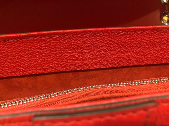 Louis Vuitton Navy/brown/red Clutch Image 10
