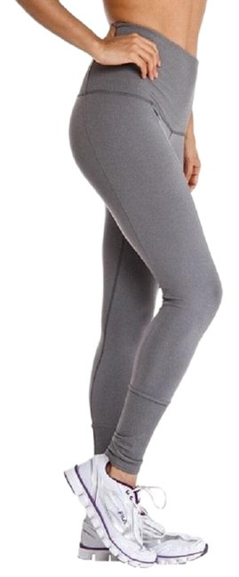 Item - Gray Yama Tights Activewear Bottoms Size 0 (XS, 25)