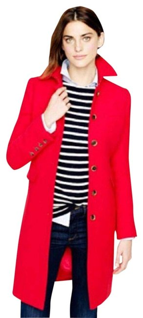 Item - Red Double-cloth Metro with Thinsulate® Coat Size 12 (L)