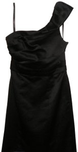Alfred Angelo Lbd One Shoulder Special Occasion Lined Dress