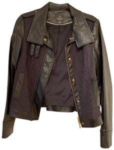 Adrianna Papell Motorcycle Jacket