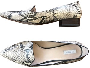 Cole Haan brown and cream Flats