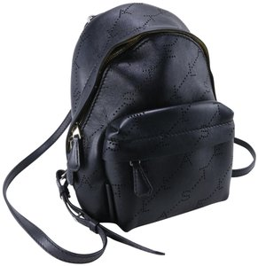 Stella McCartney Vegan Leather Mini Micro Backpack