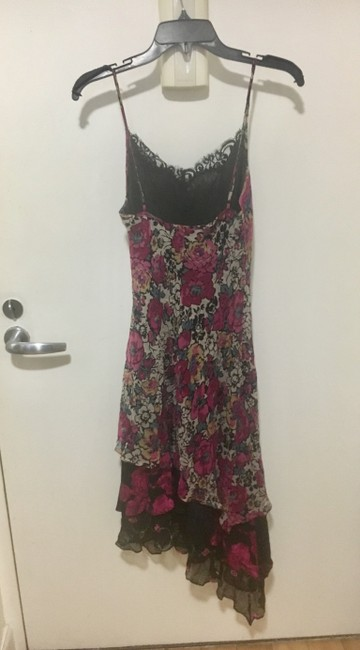 Multi Maxi Dress by Betsey Johnson 90s Yk2 Image 3