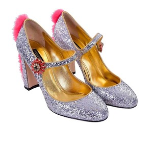 Dolce&Gabbana silver with tag Pumps