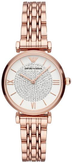 Preload https://img-static.tradesy.com/item/26173810/emporio-armani-rose-gold-stainless-steel-women-s-ar11244-watch-0-2-540-540.jpg