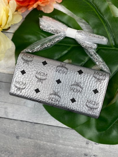 MCM MCM Patricia crossbody wallet chain Image 4