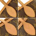 Louis Vuitton Neverfull Luxury Monogram Limited Edition European Tote in brown Image 7
