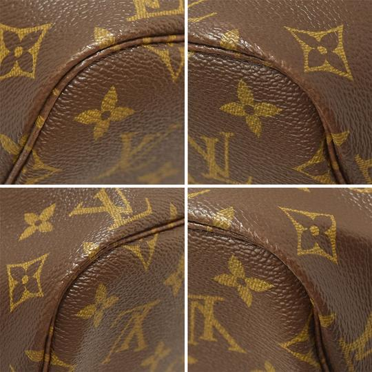 Louis Vuitton Neverfull Luxury Monogram Limited Edition European Tote in brown Image 8