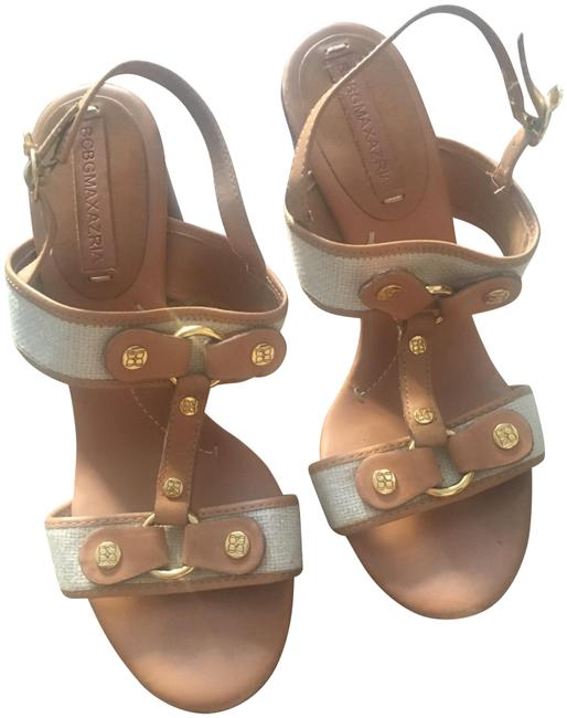 Item - Brown A748 Sandals Size US 7.5 Narrow (Aa, N)